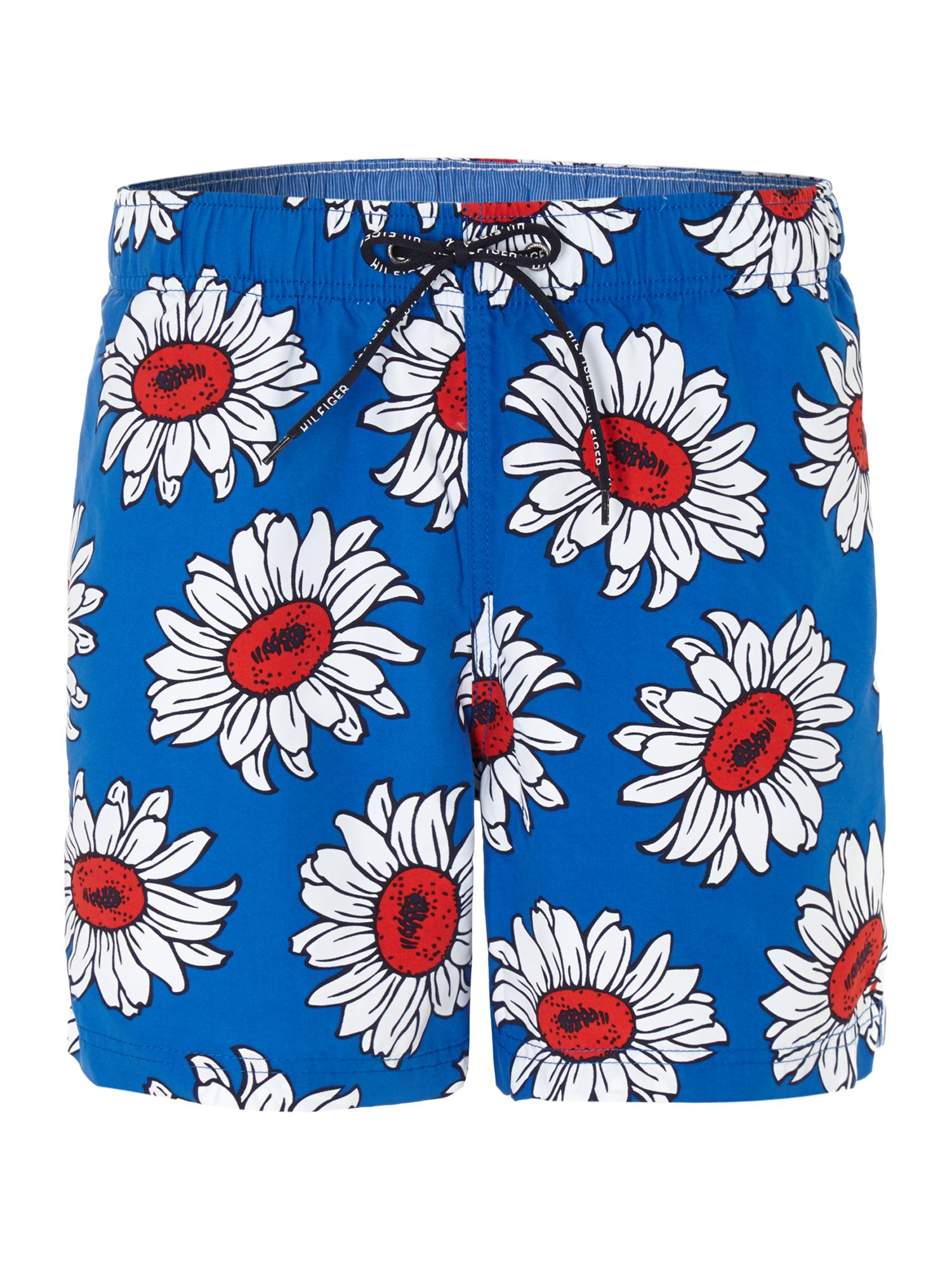 Sid sunflower print trunk