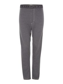 Stripe denim jersey pj pant