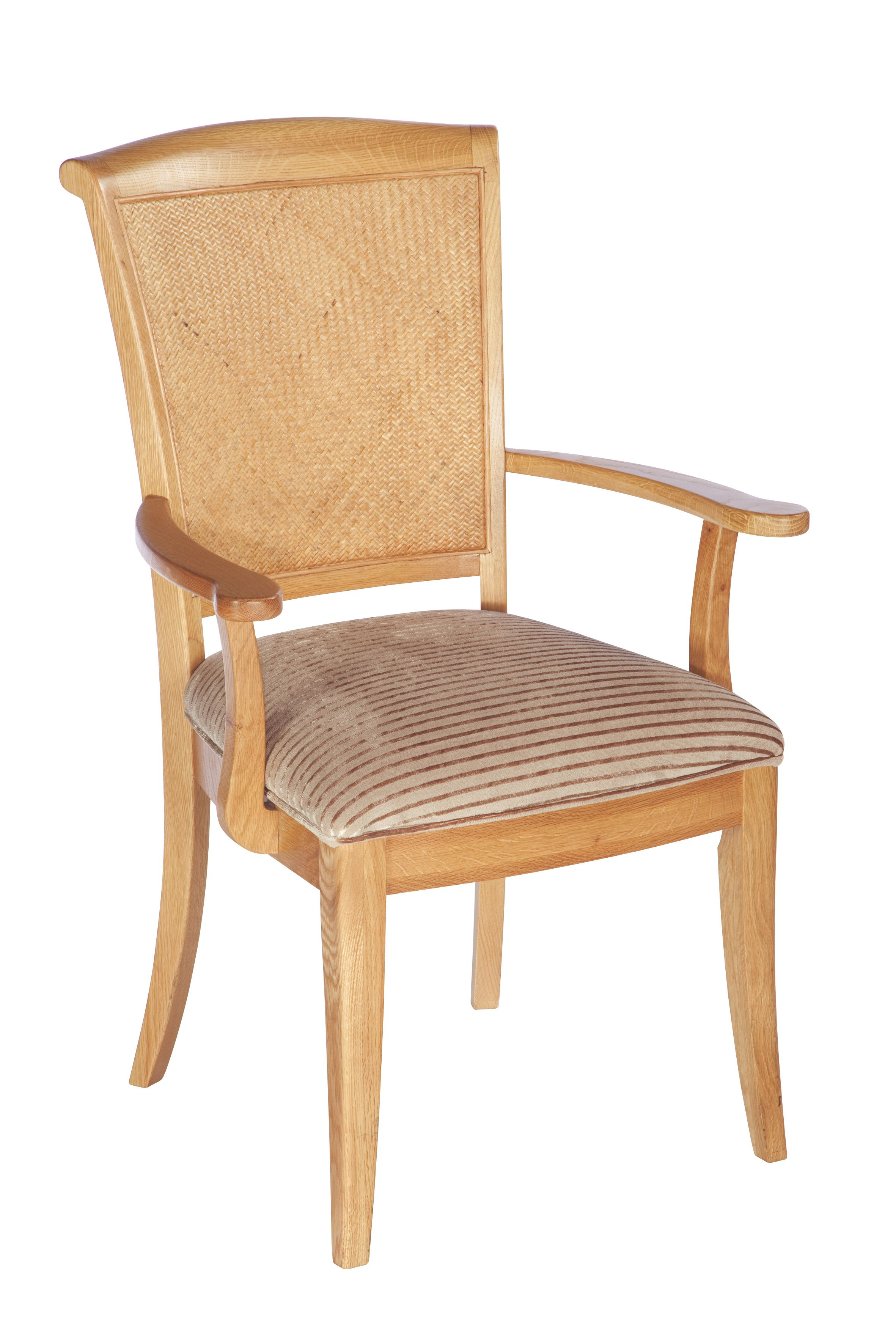 Nora carver chair pair