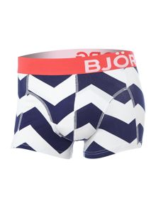 Ziggy print underwear trunk