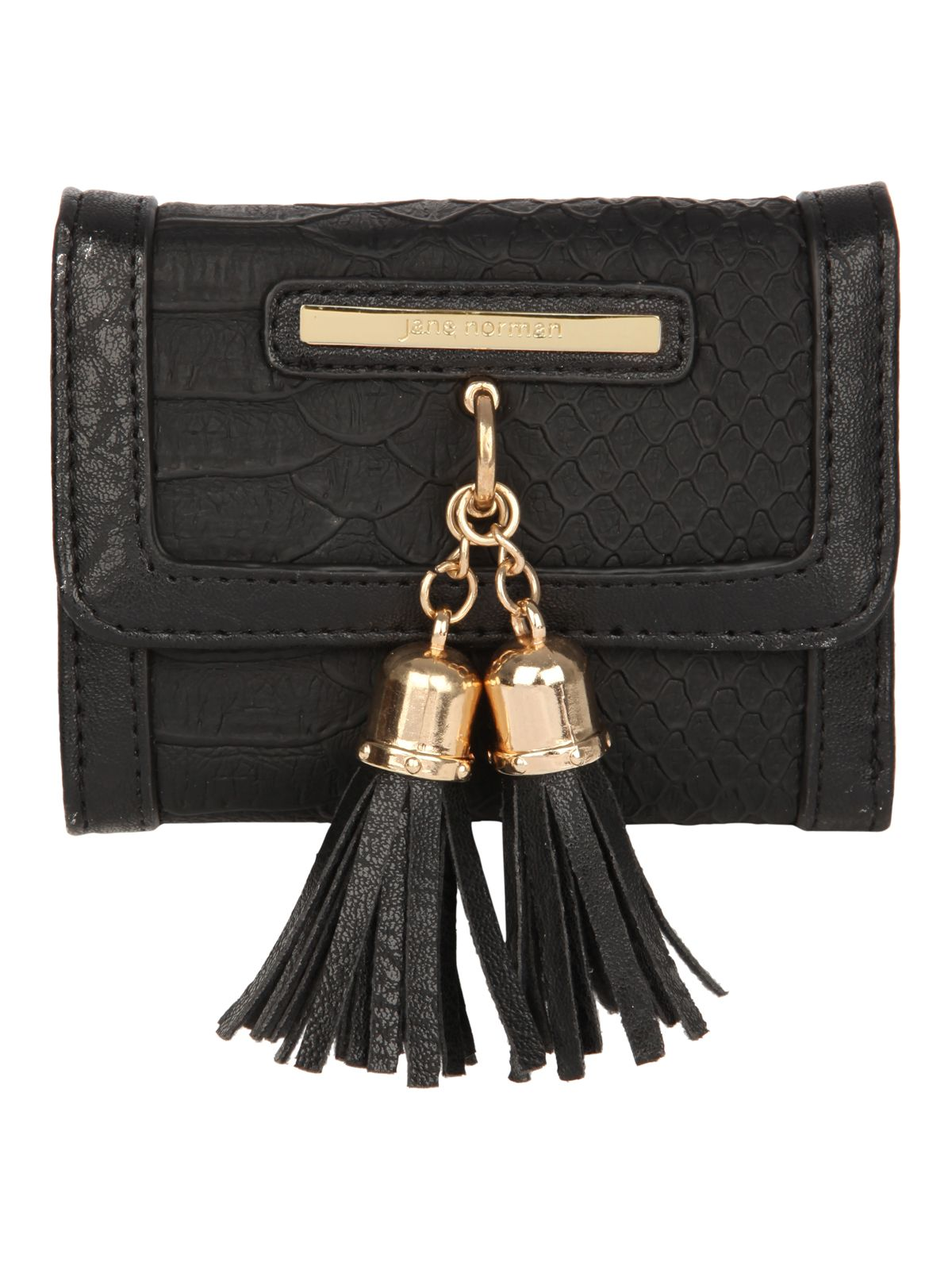 Small tassel purse