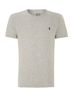 Short-sleeve crew-neck t-shirt