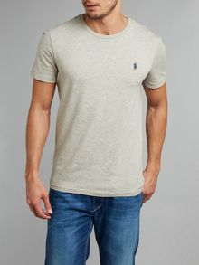 Polo Ralph Lauren Short-sleeve crew-neck t-shirt