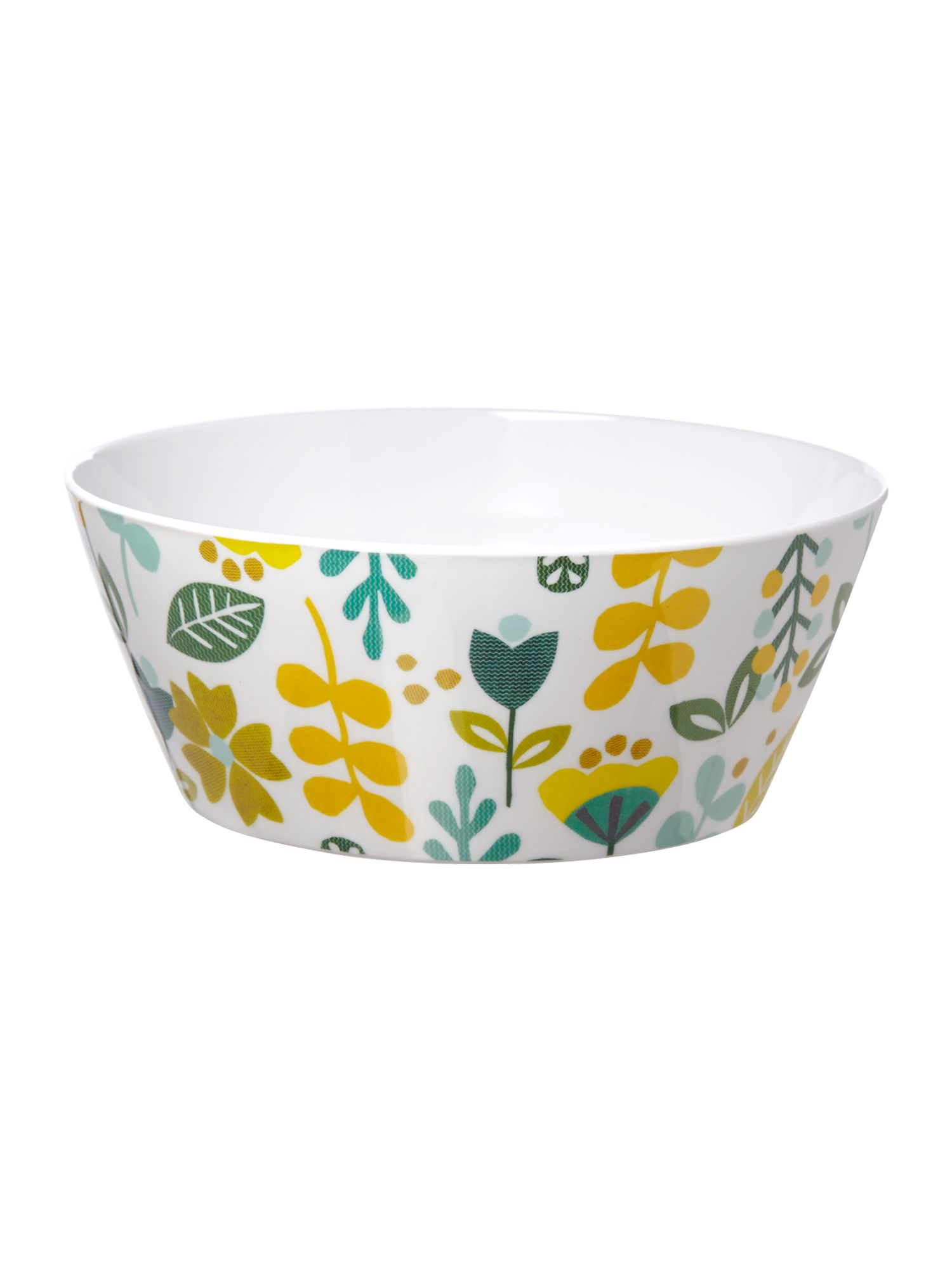 Urban explorer melamine bowl