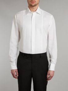 Baumler White marcella dress shirt