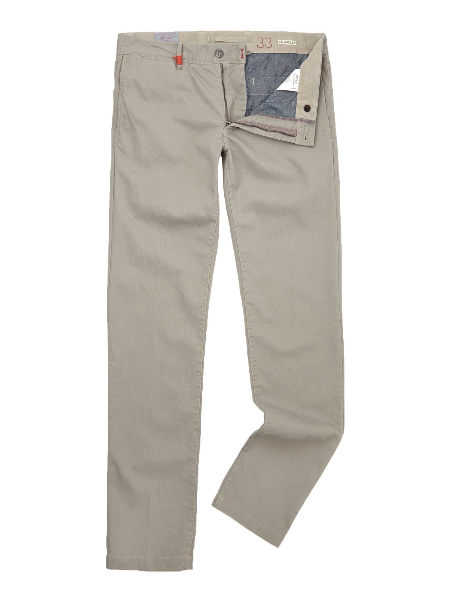 Chino pant slim fit