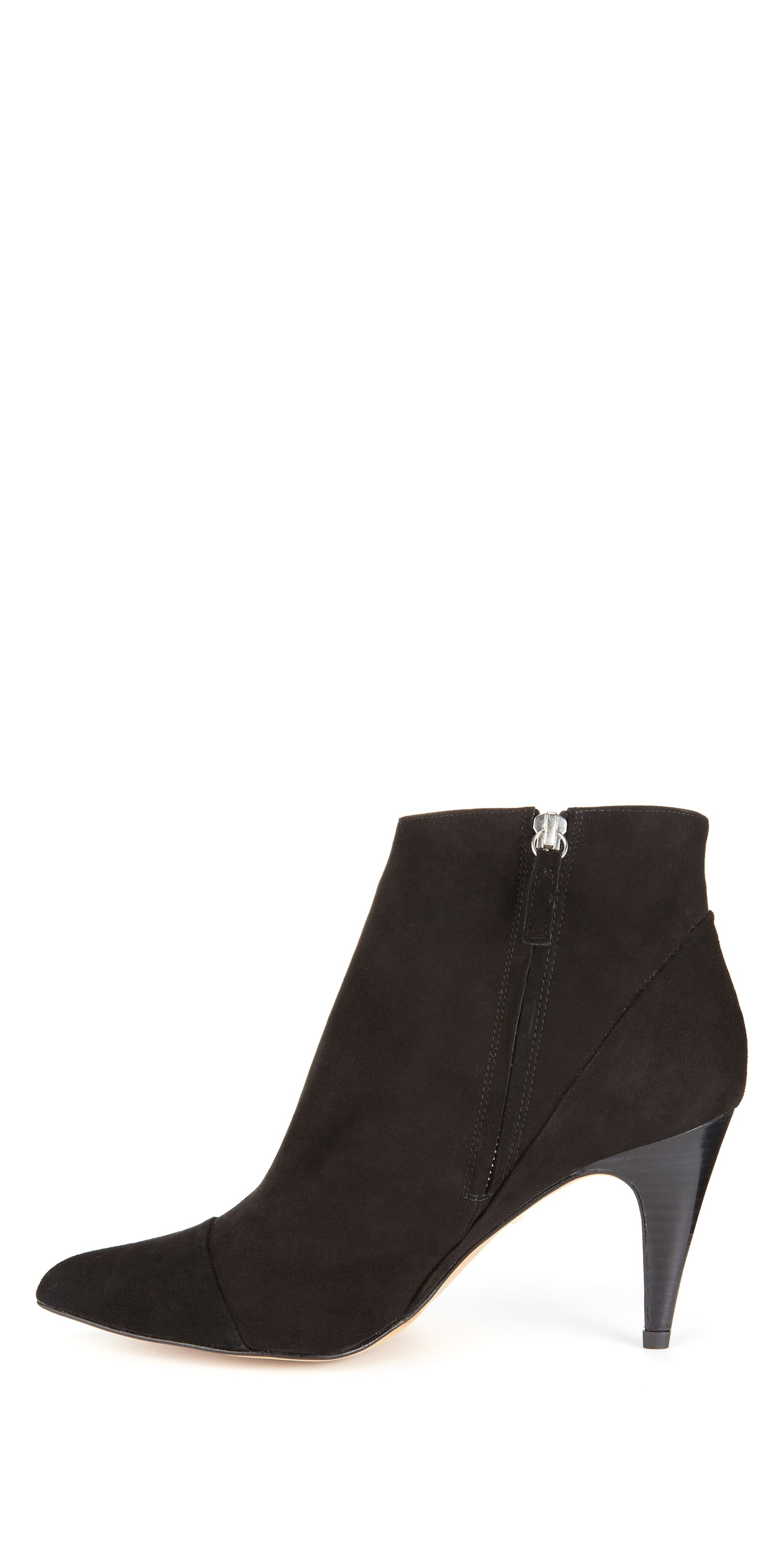 Claudia point ankle boot