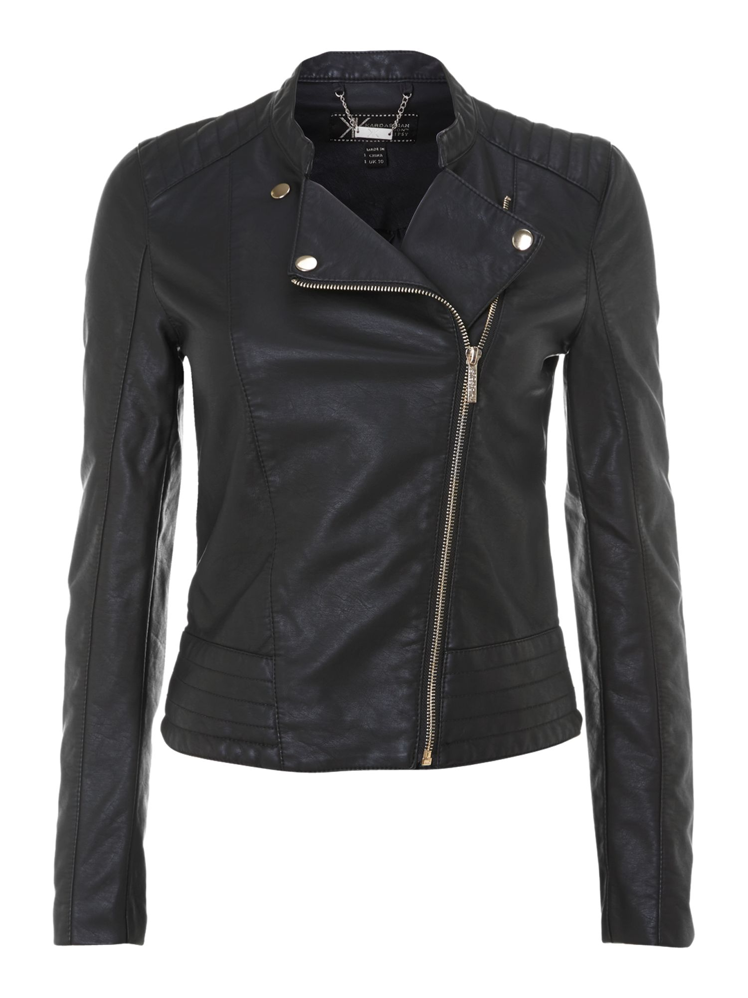 Kardashian Faux Leather jacket