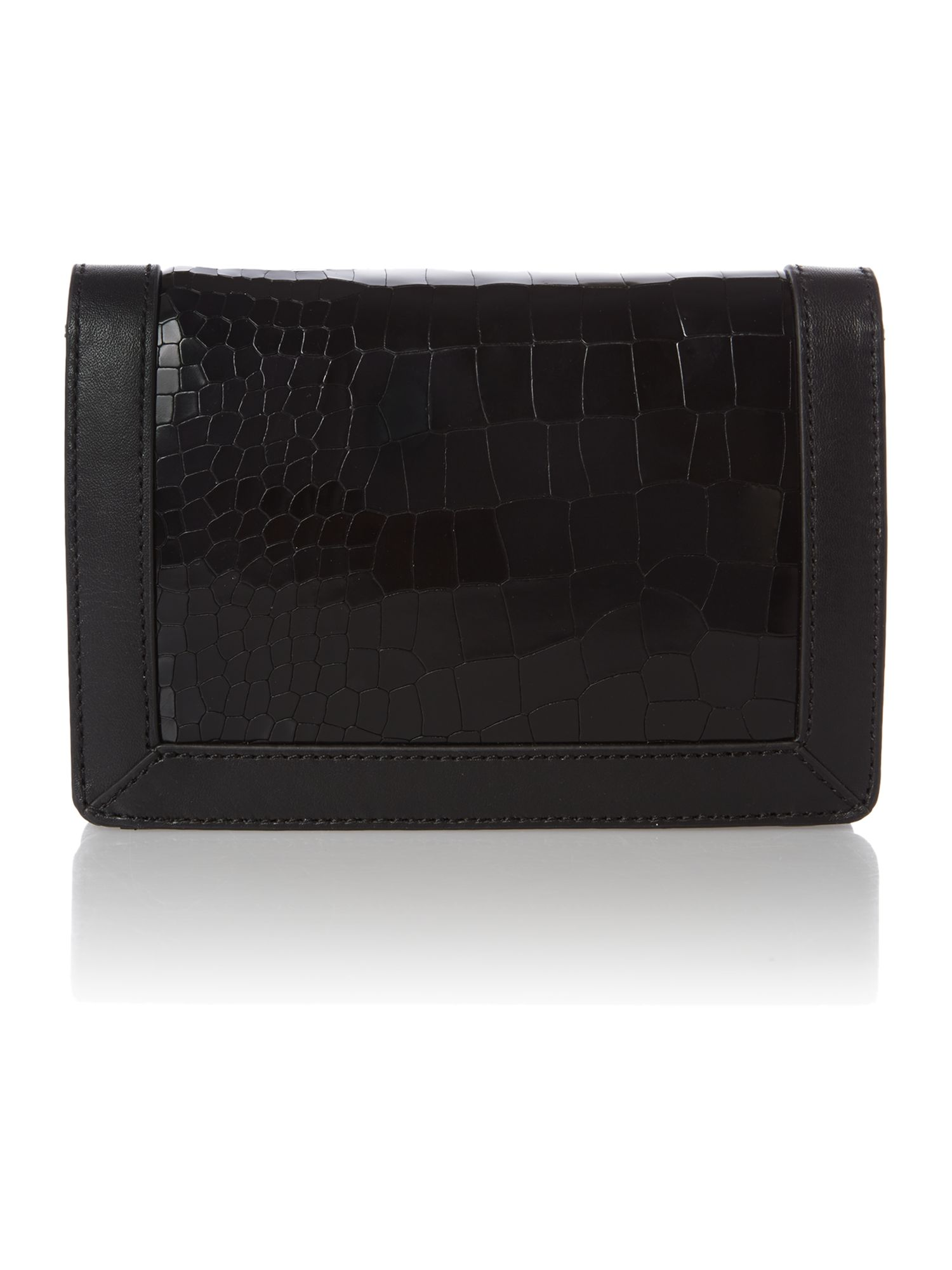 Black small cross body bag