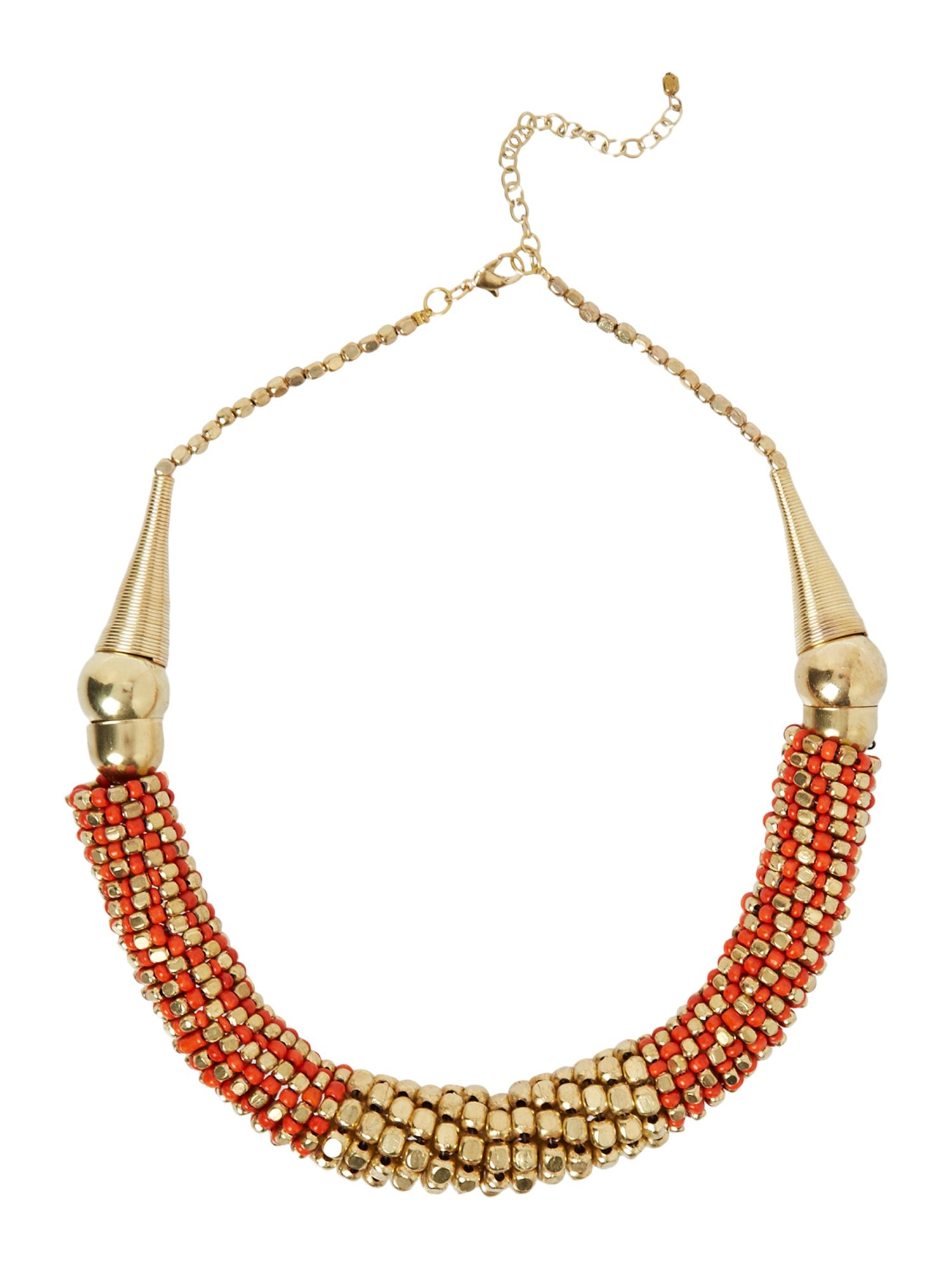 Gold midas necklace