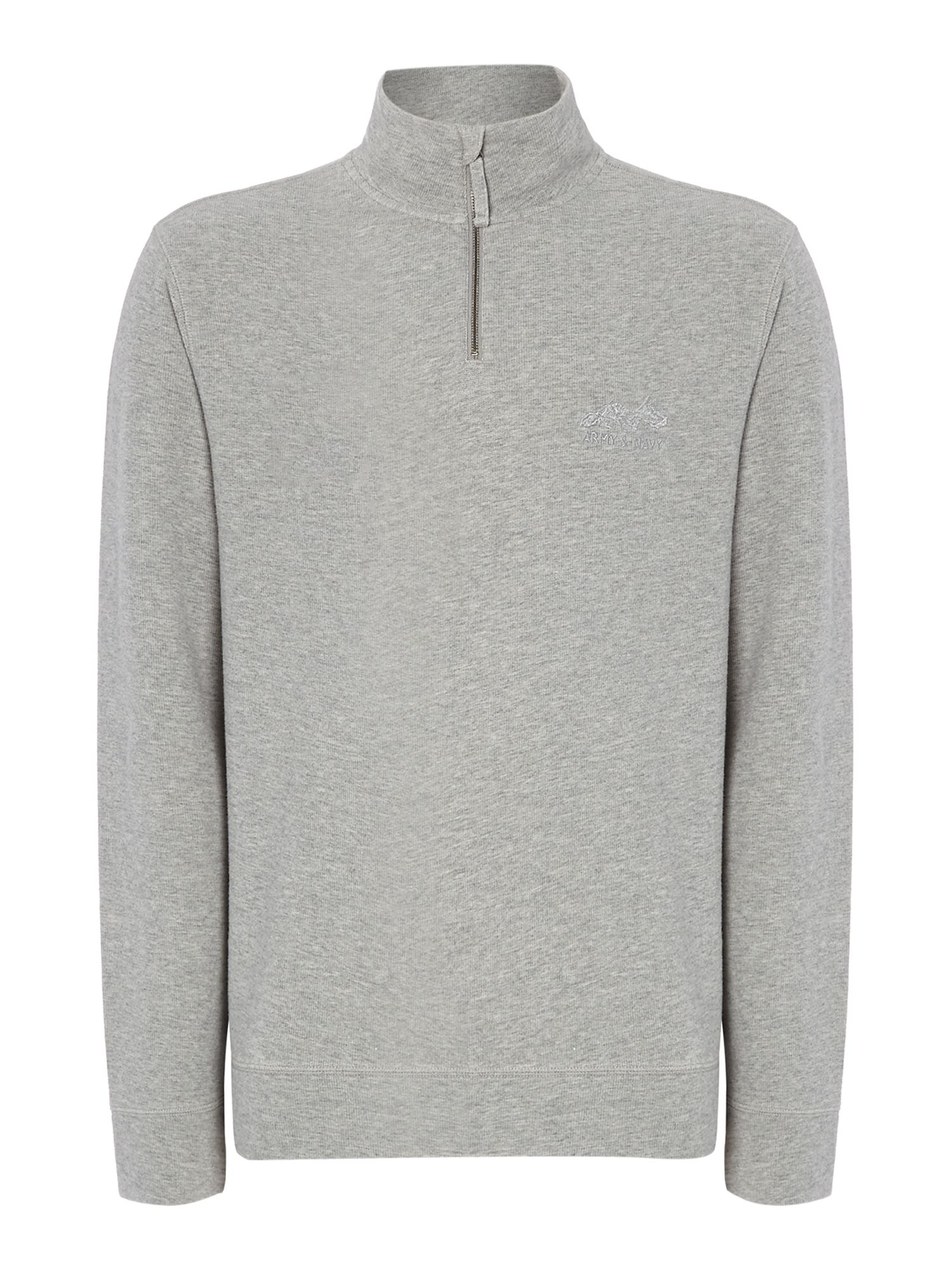 Spencer half zip