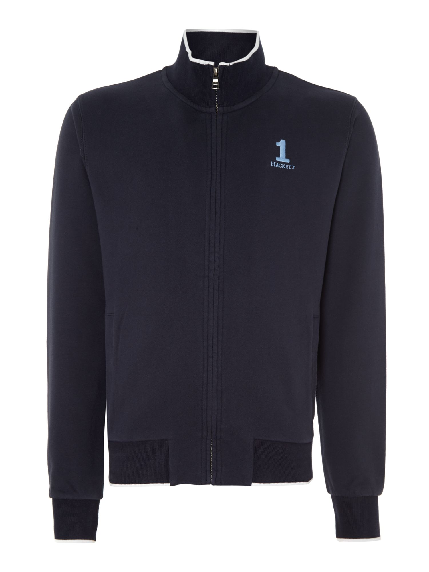 Aston martin zip sweatshirt