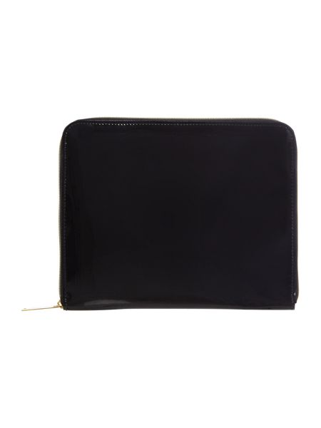 Ted Baker Large black iPad case