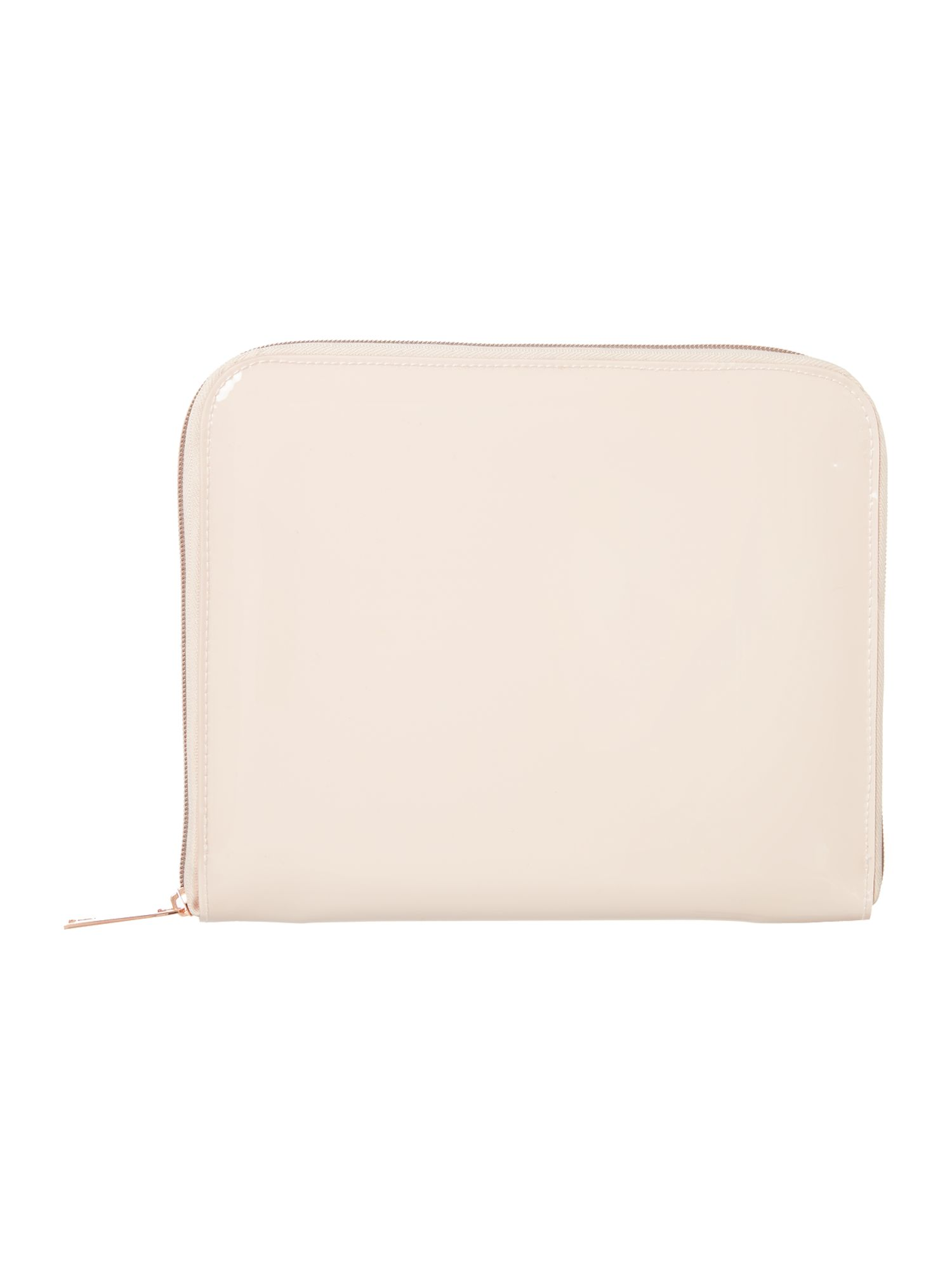 Large nude iPad case