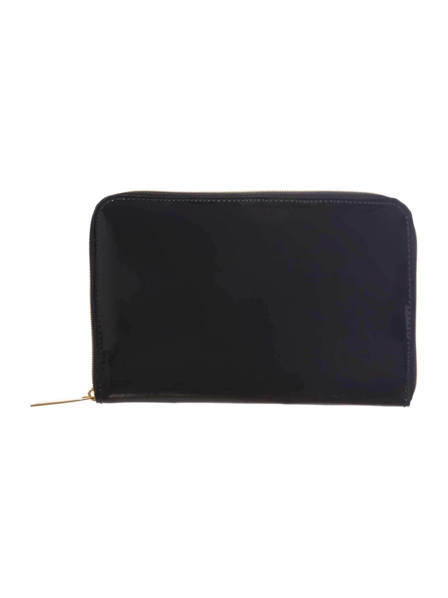 Small black iPad case
