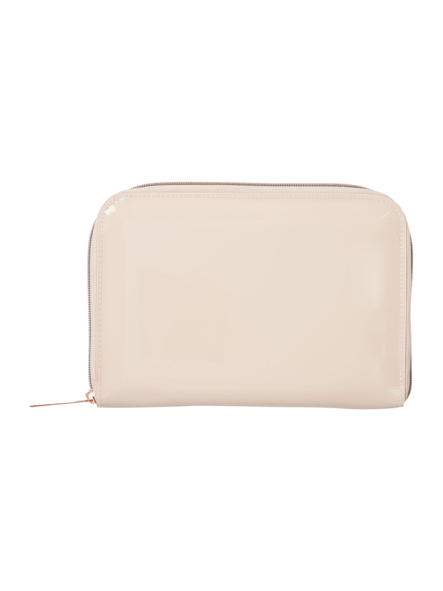 Small nude iPad case