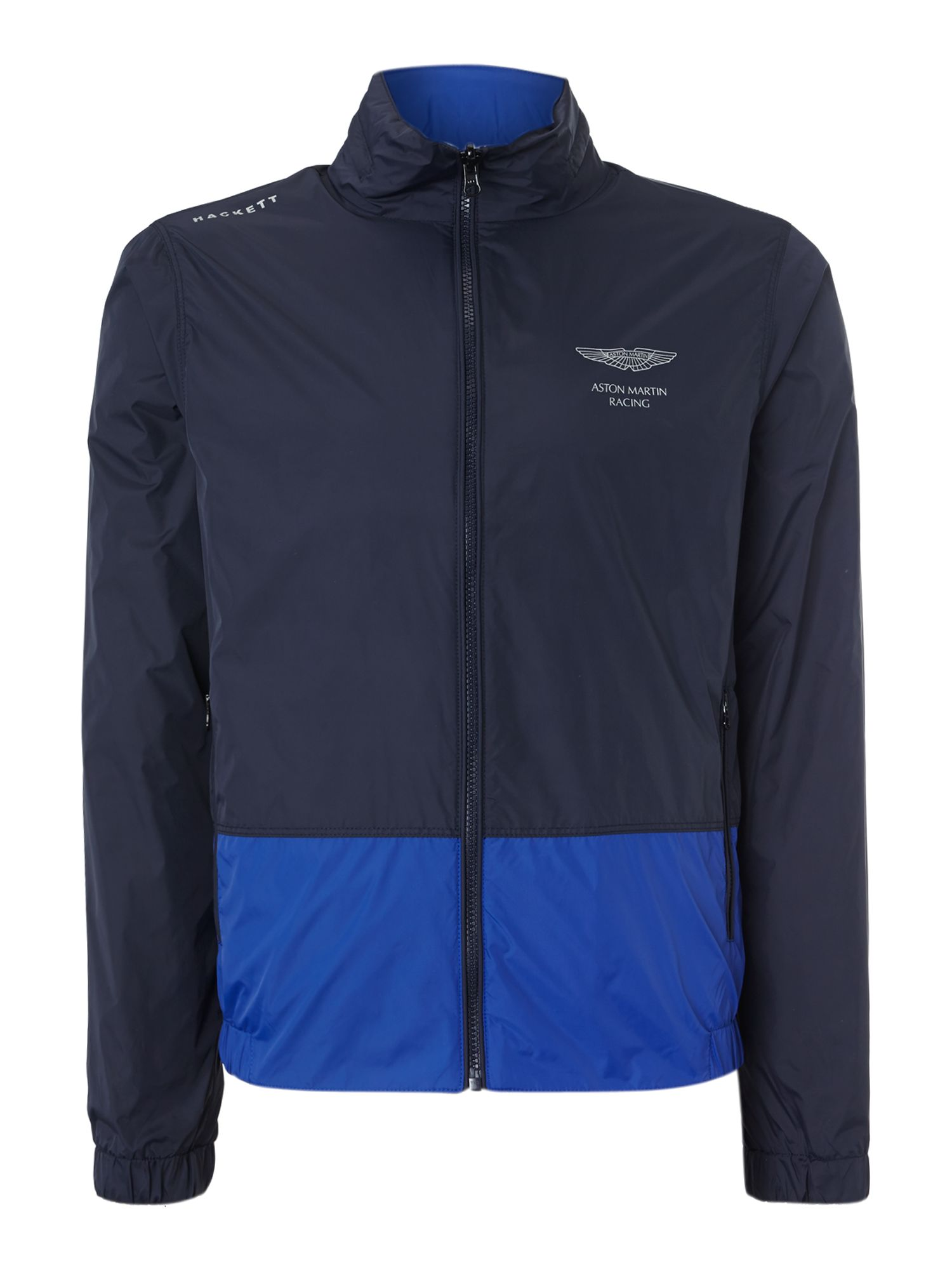 Aston martin reversible jacket