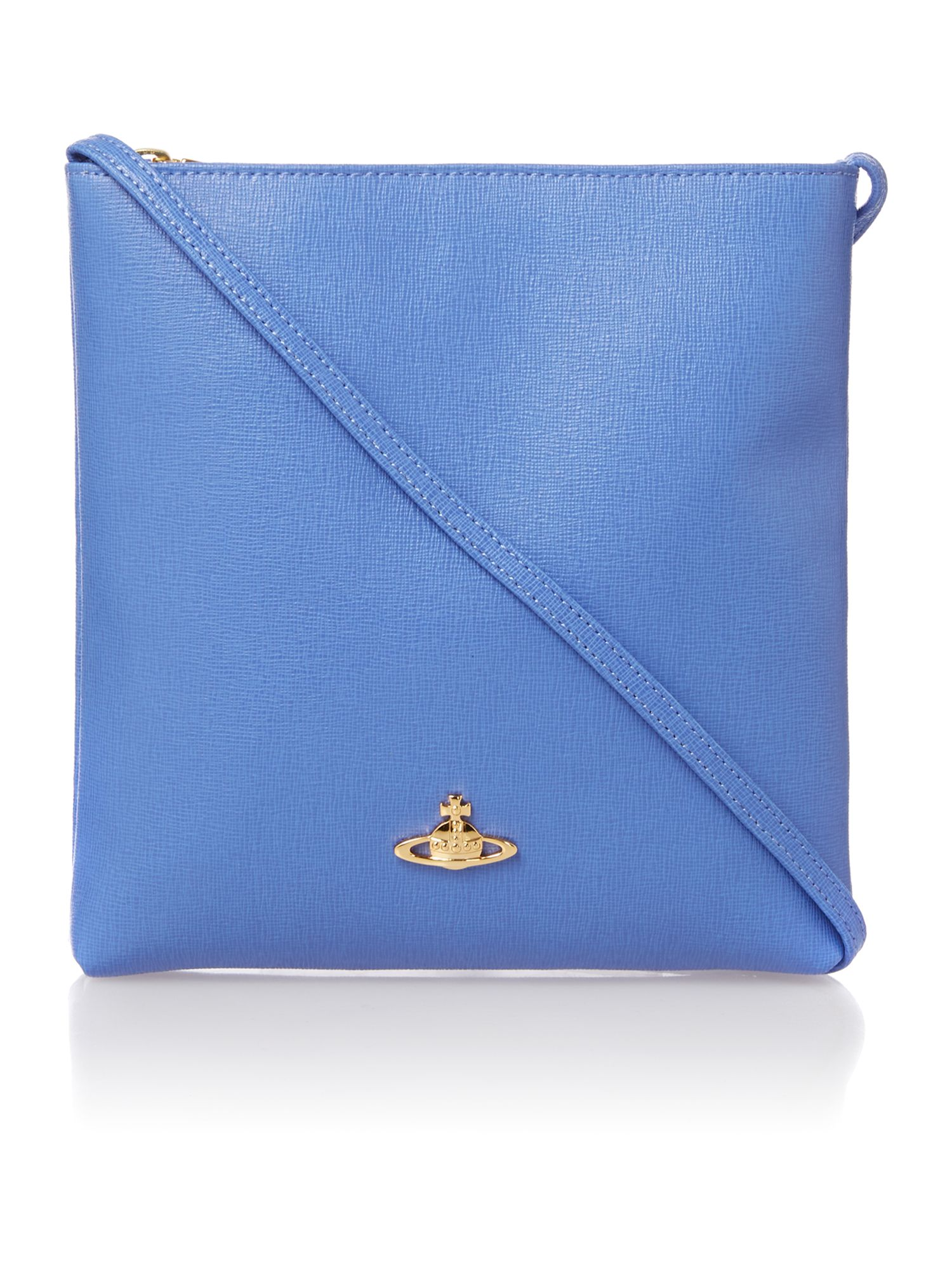 Divina blue cross body bag