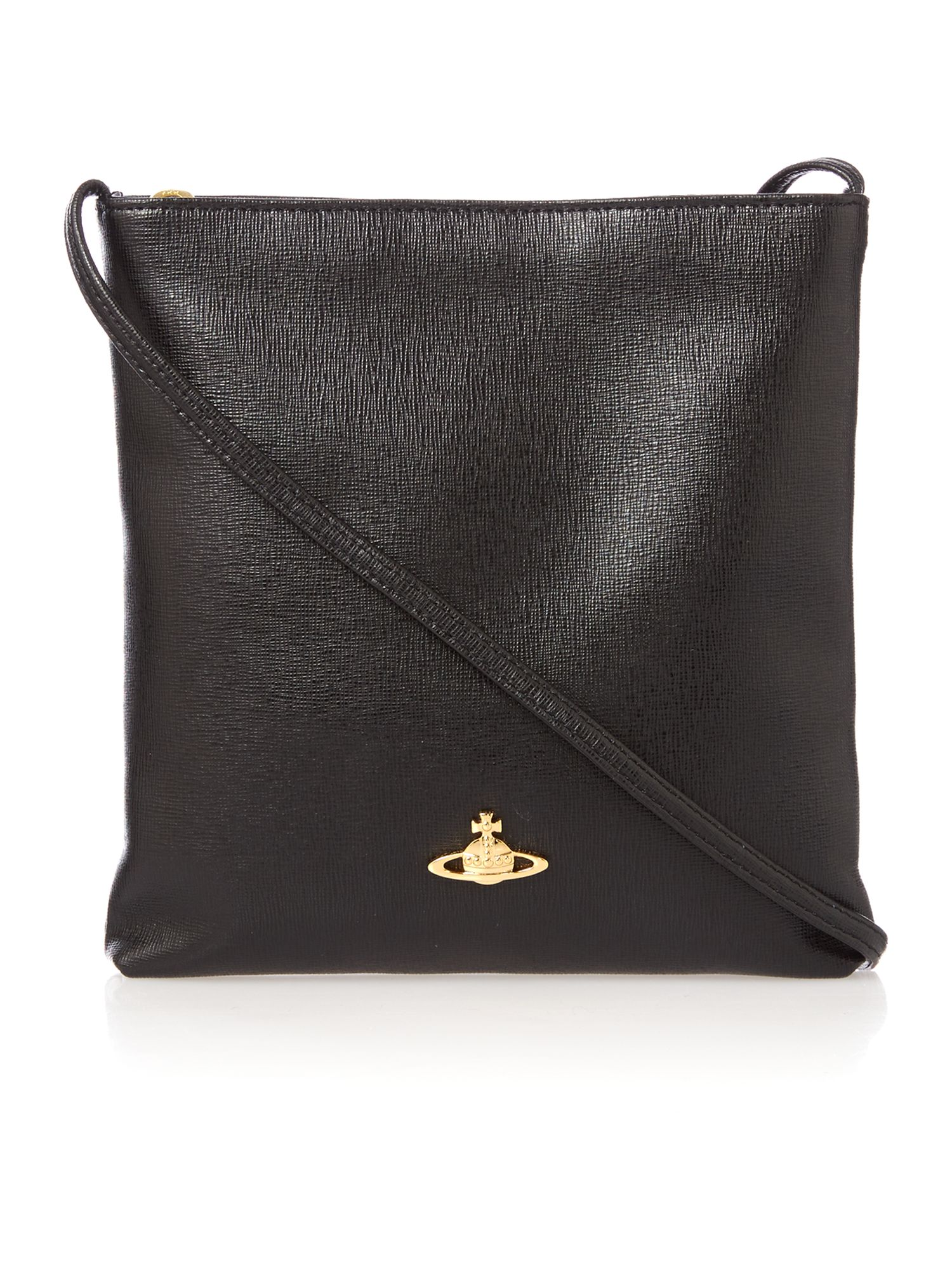 Divina black cross body bag