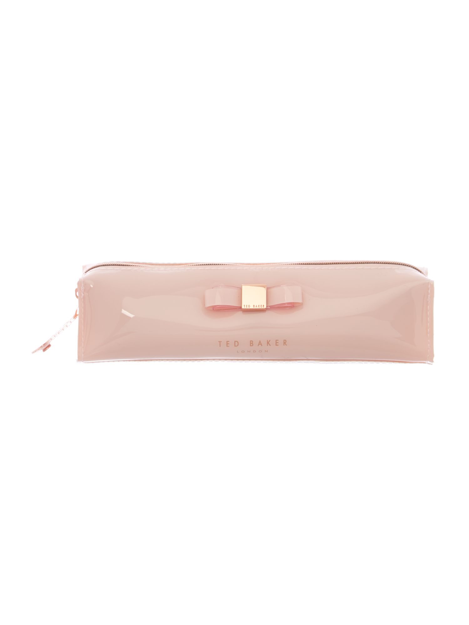 Nude pencil case