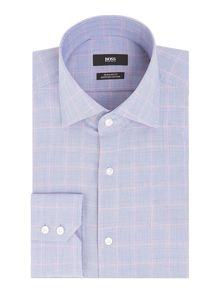 Gerald regular fit Prince of Wales check shirt
