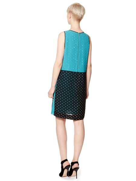 Pied a Terre Stud detailed dress