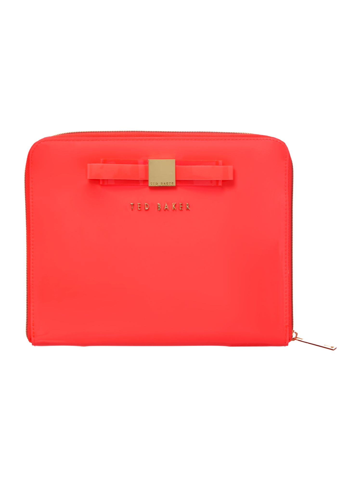 Large pink iPad case