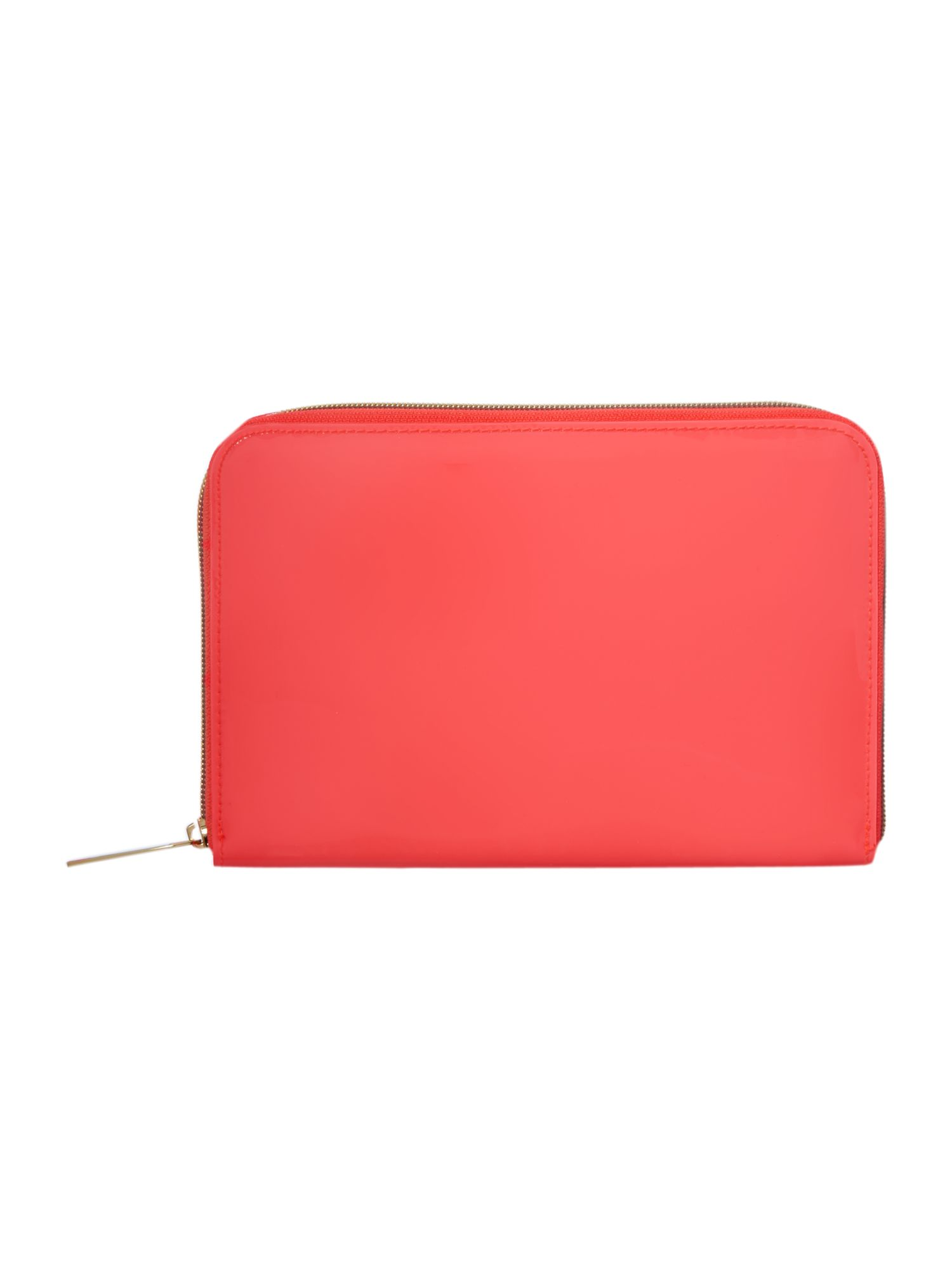 Small pink iPad case