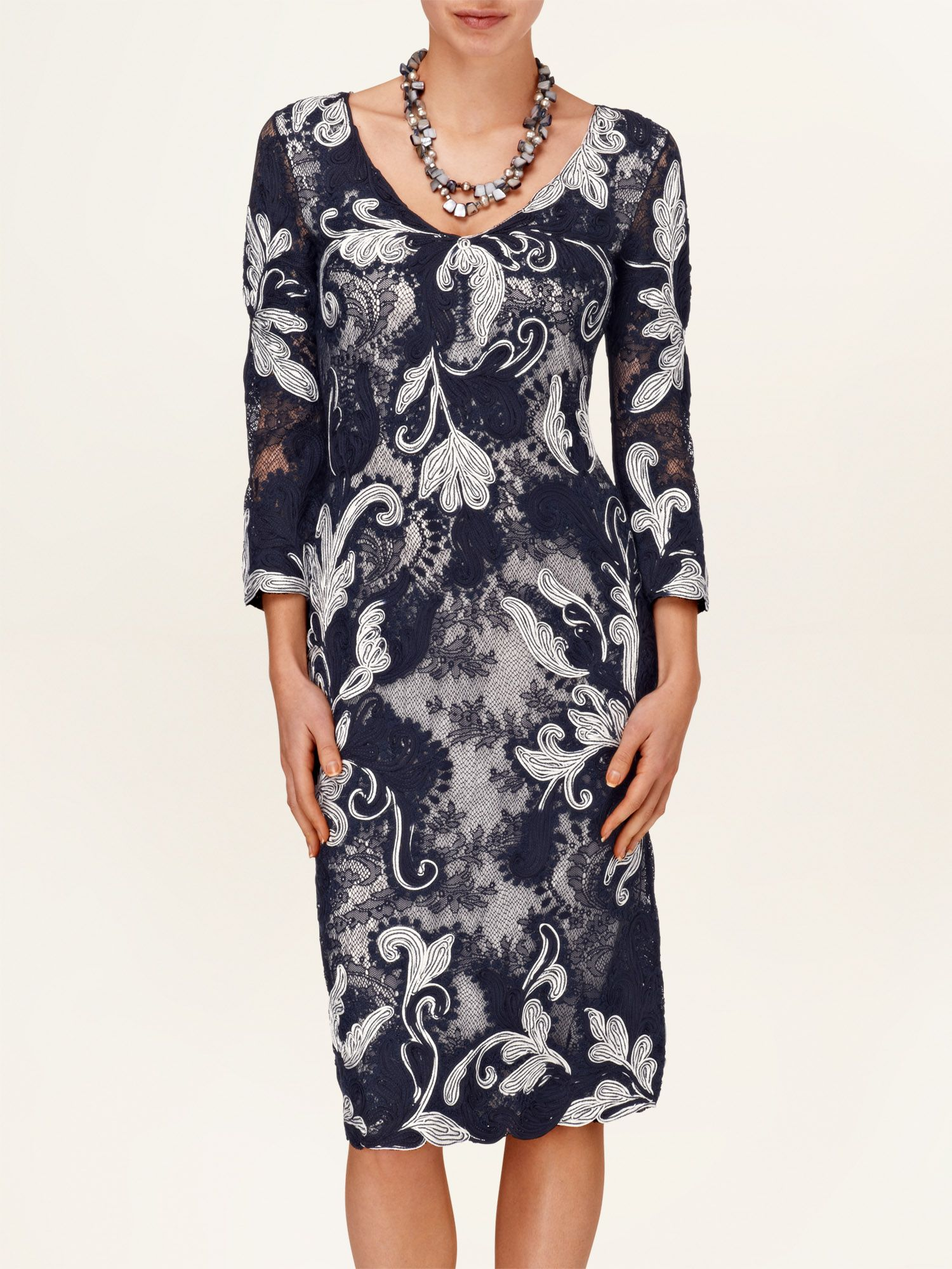 Amelie tapework dress