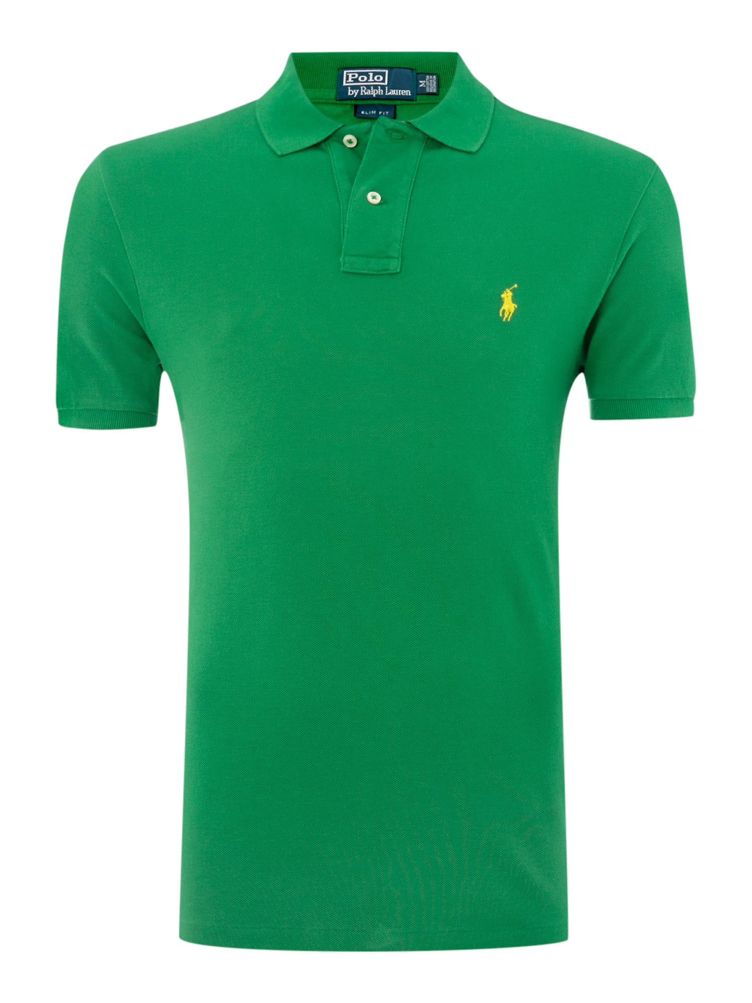 Slim fit polo shirt