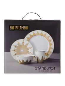 Biba Starburst 16 piece box set