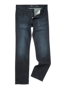 7 For All Mankind Slimmy New Los Angeles Dark Wash Jean