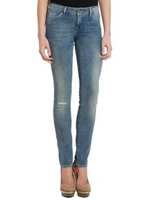 Cristen skinny jeans in Light Cobalt Sky