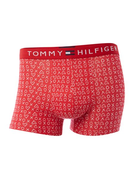 Tommy Hilfiger Hearts and crosses underwear trunk