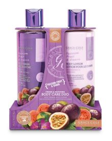 Passion Fruit & Guava Hand Care Duo