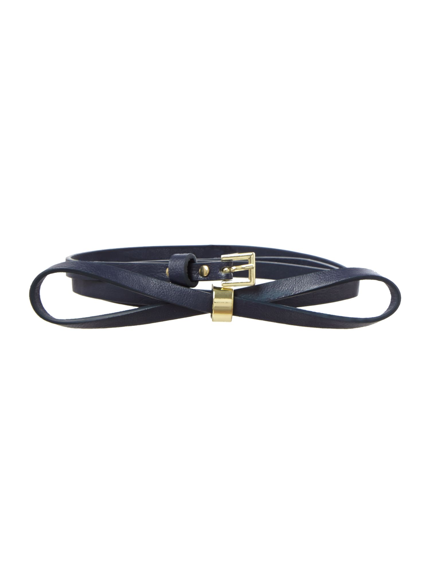 Mia bow belt