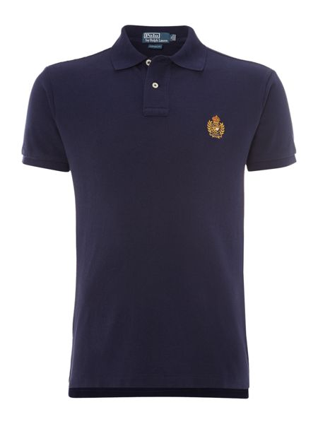 Polo Ralph Lauren Custom fit crest pocket polo shirt