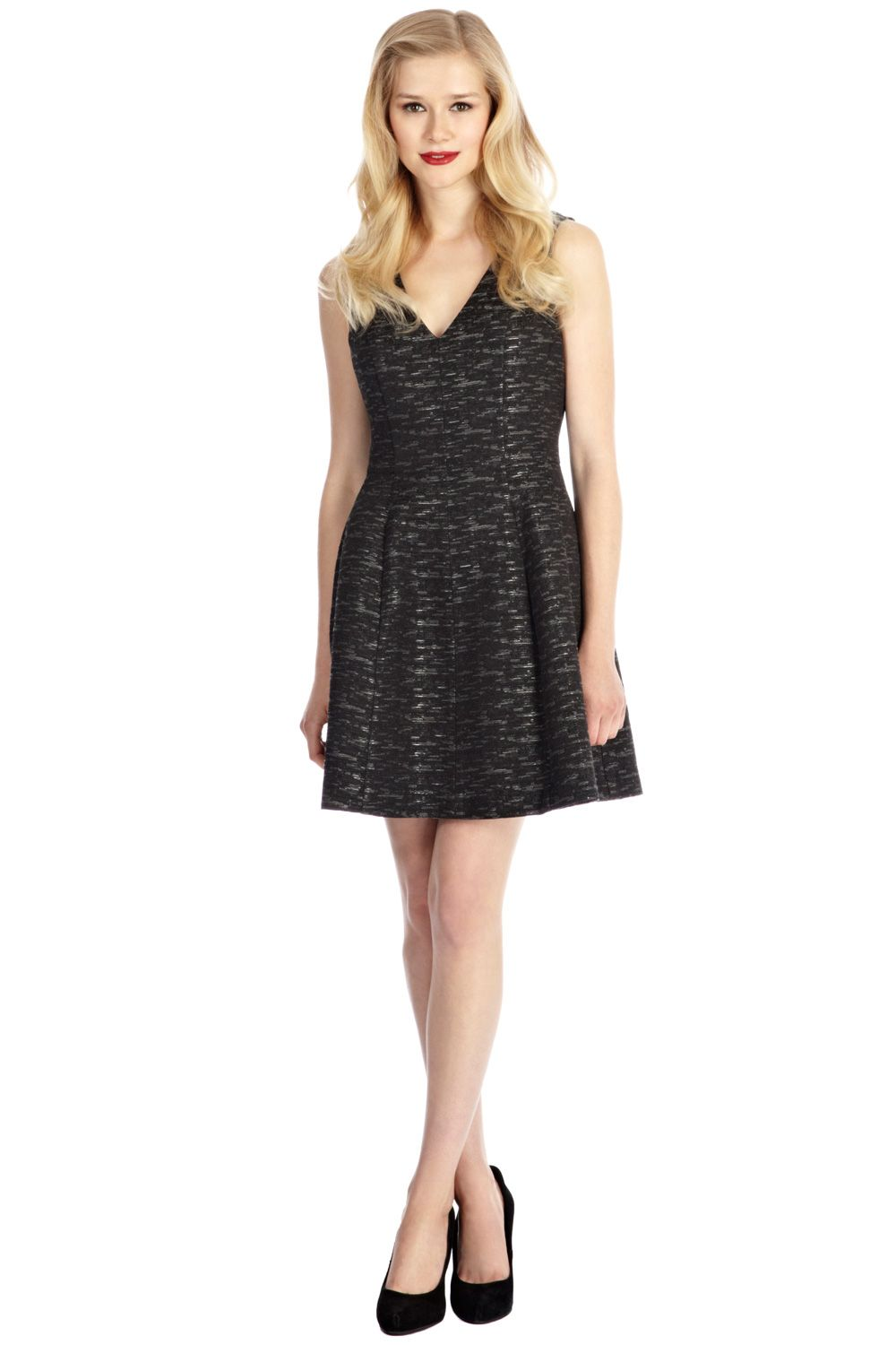 Sparkle amelie dress