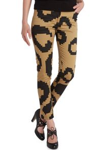 Anglomania Basic pixelated trousers