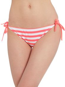 Ted Baker Neon loop tie side bikini pant