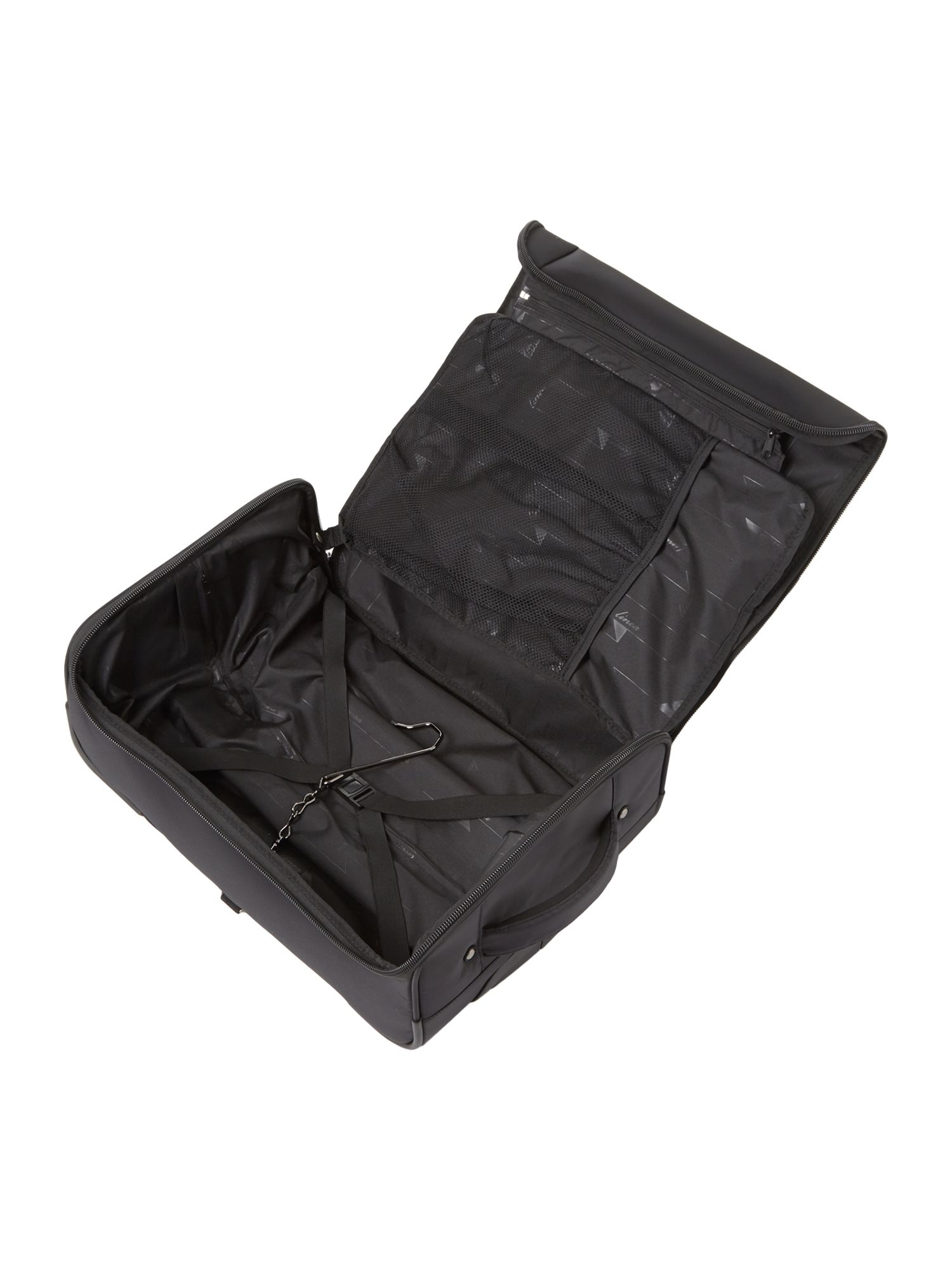 Linea executive black cabin case