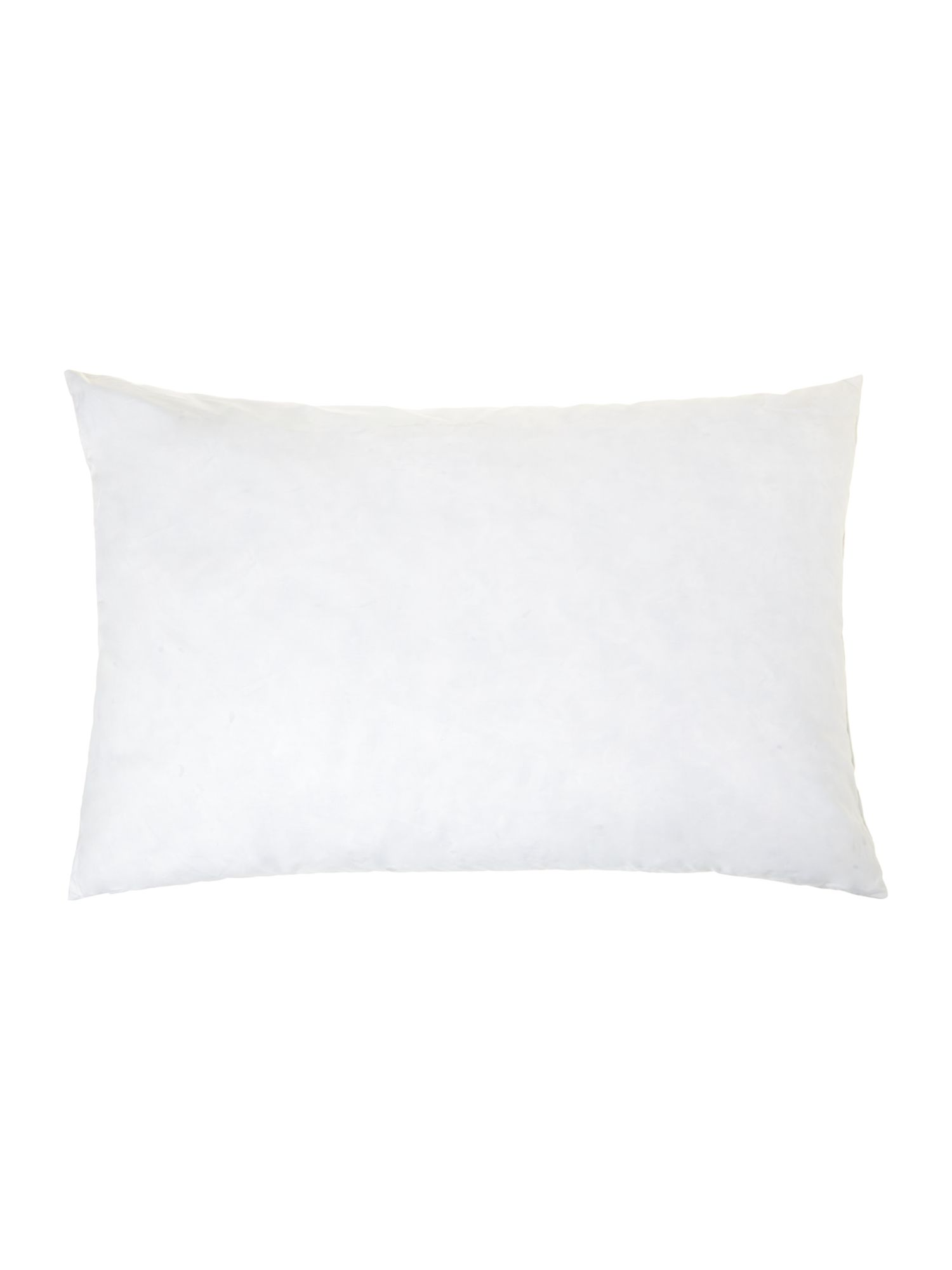Feather & down pillow pair