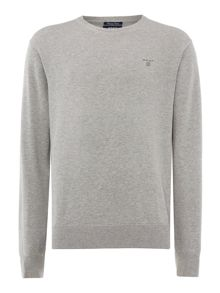Gant Light weight cotton crew