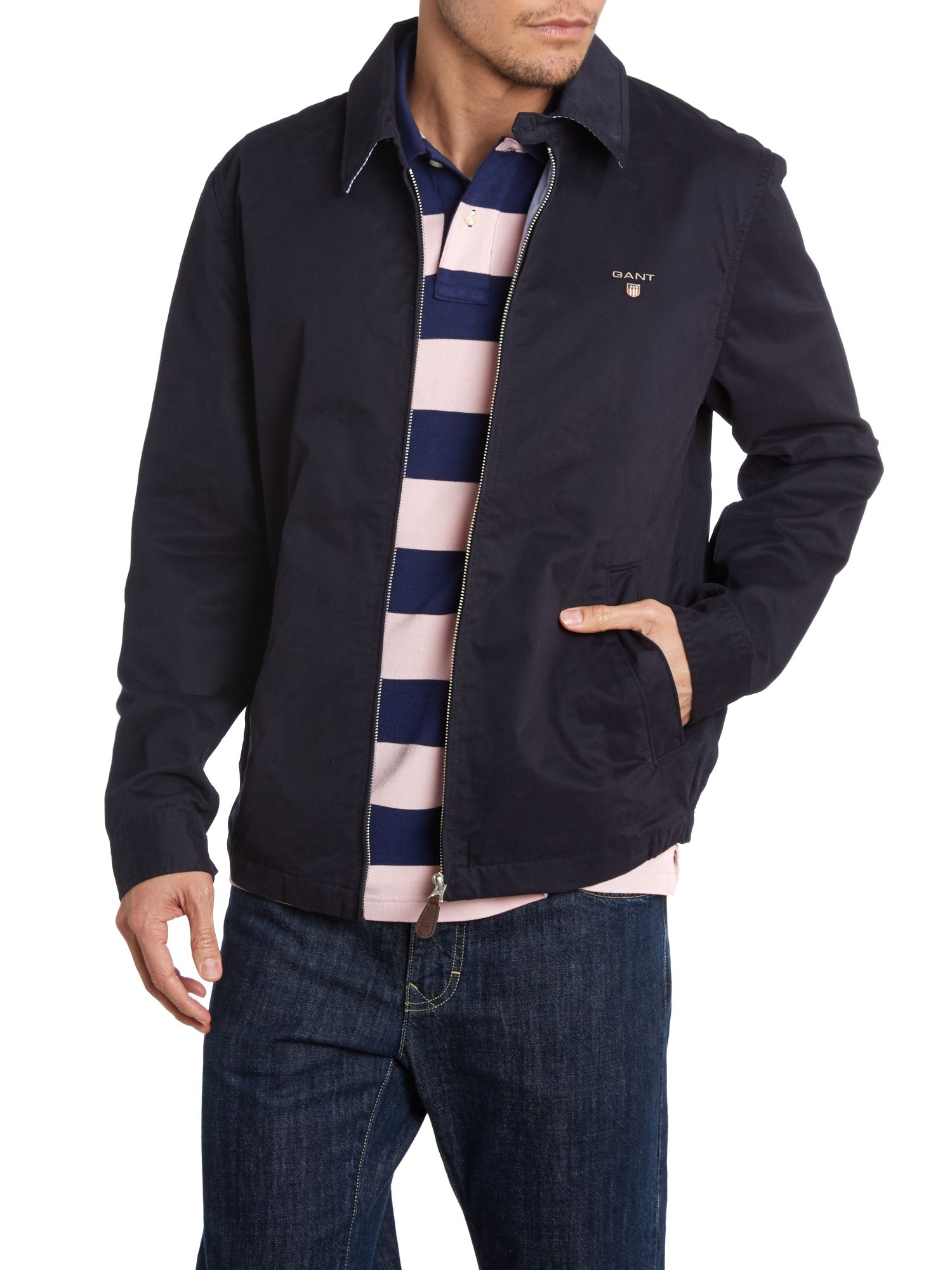 The windcheater jacket