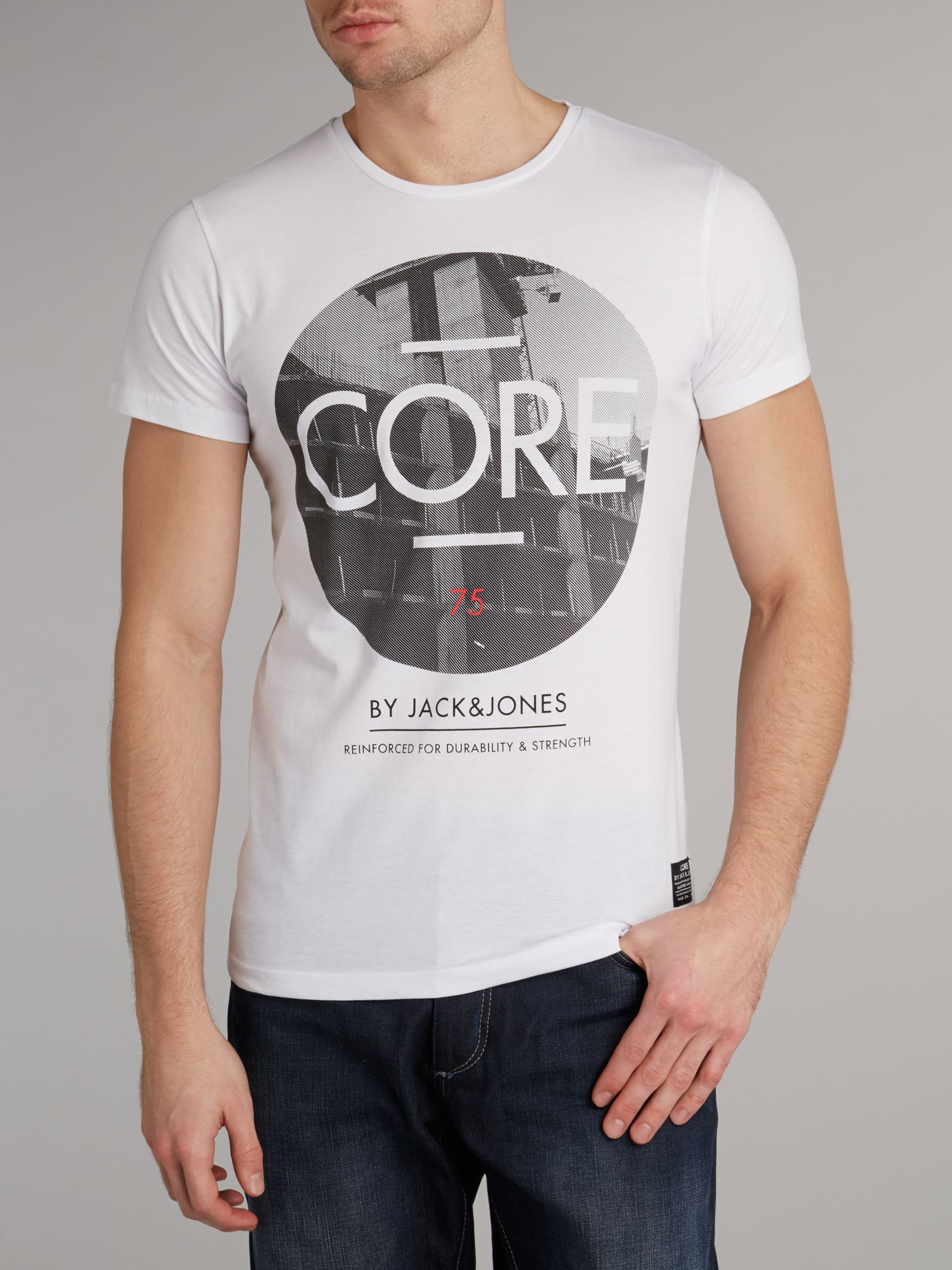 Mono graphic t-shirt