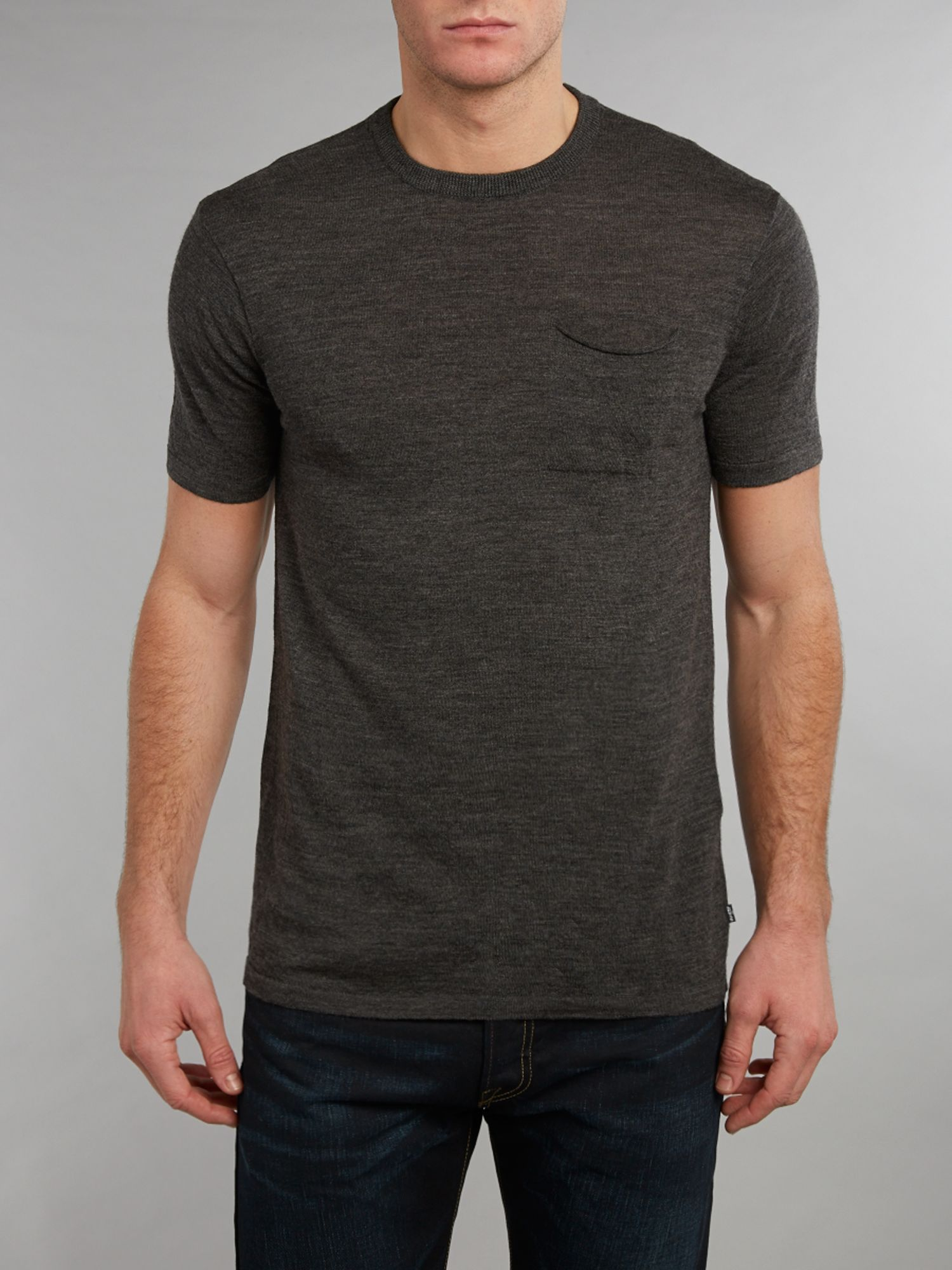 Merino wool t shirt