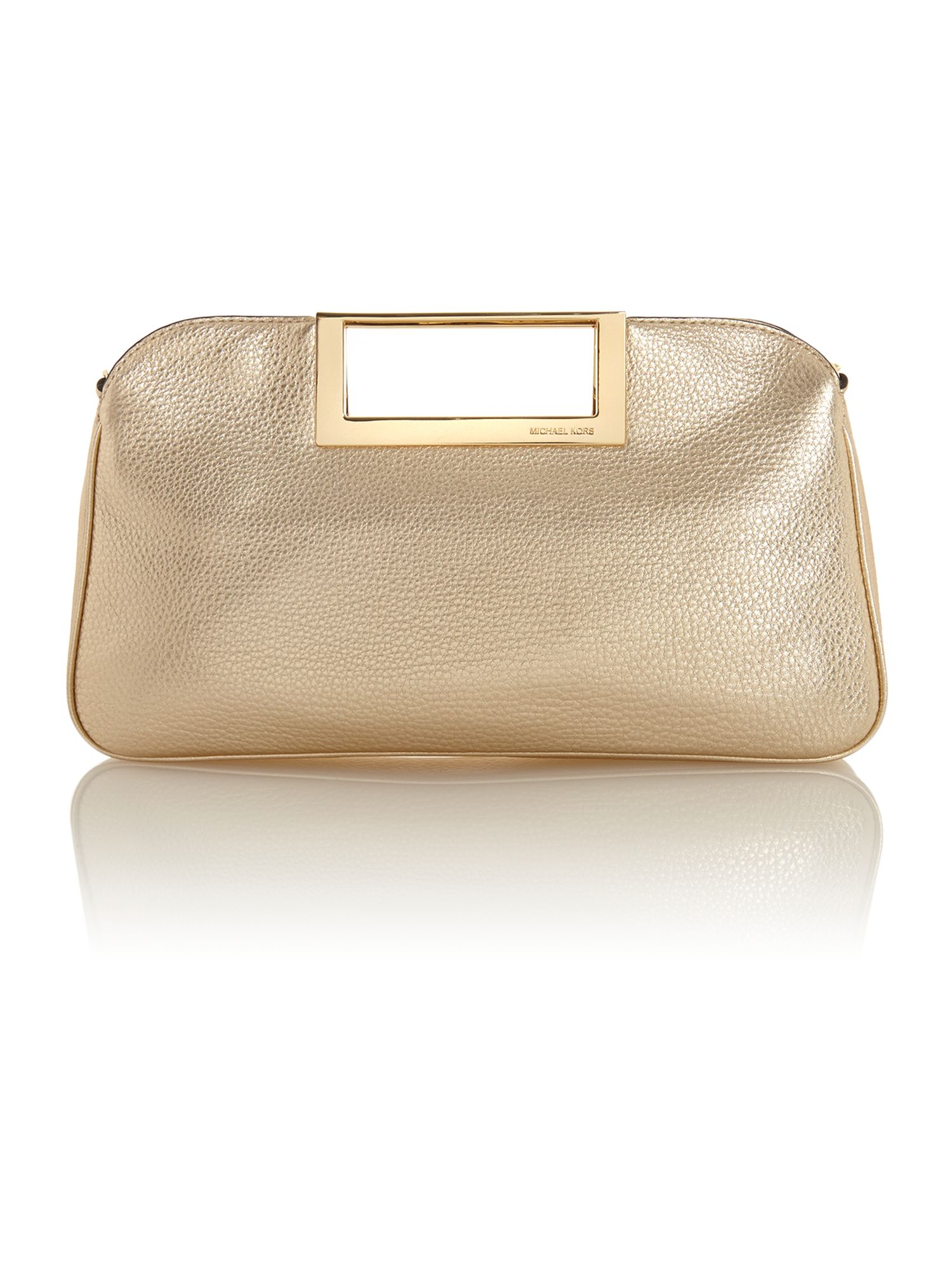 Berkley gold shoulder bag