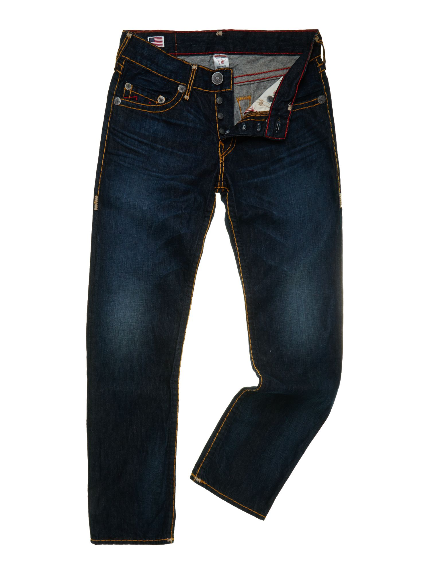 Geno super t slim fit jean