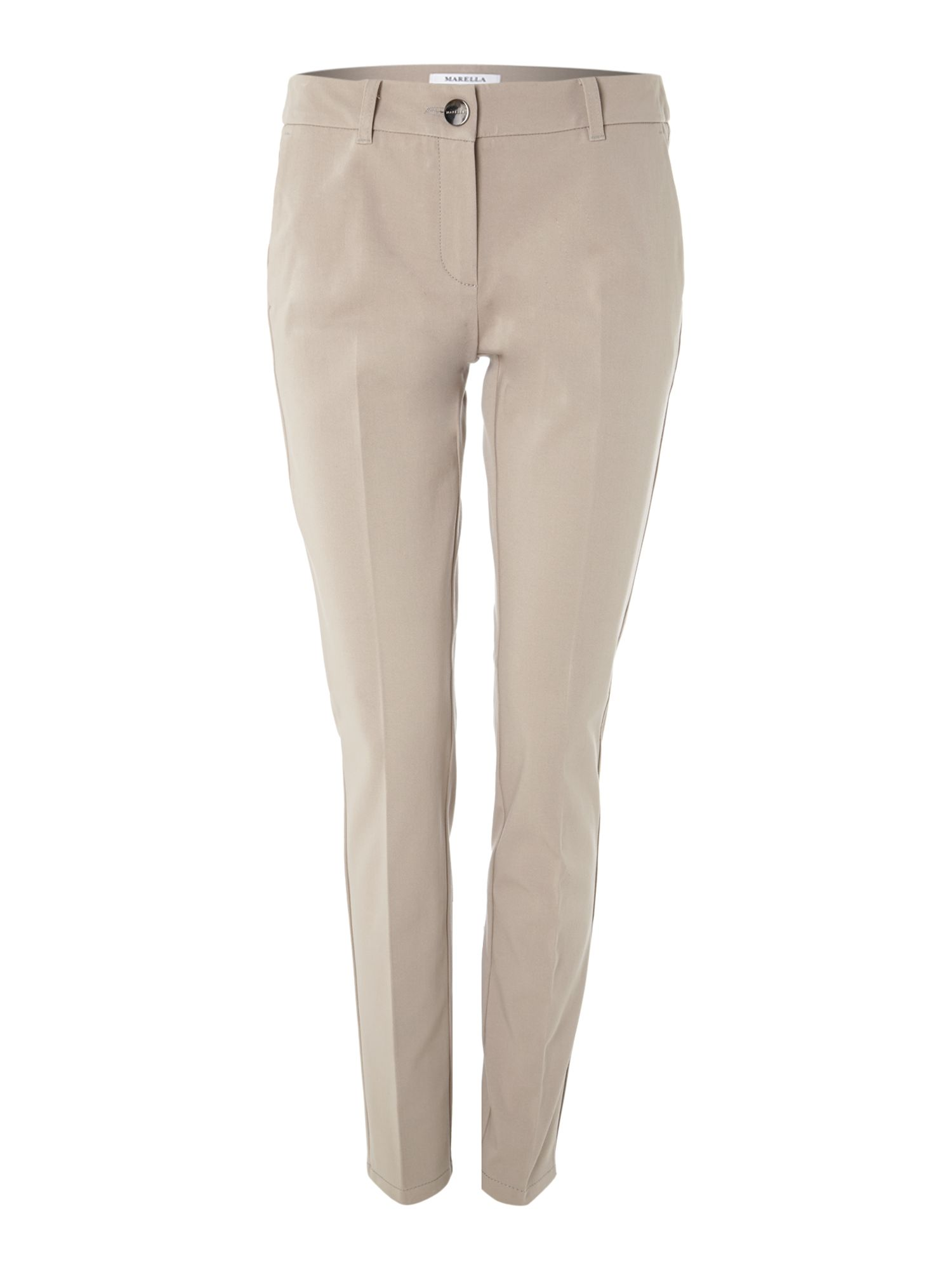Dada pleated chino trouser