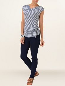 Debbie stripe top